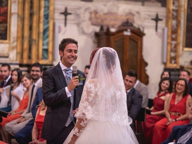 La boda de Patricia  y Fidel Luis  en Talamanca Del Jarama, Madrid 26