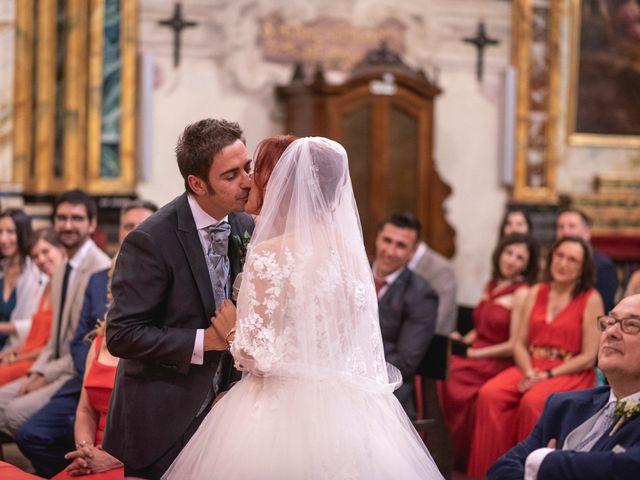 La boda de Patricia  y Fidel Luis  en Talamanca Del Jarama, Madrid 27