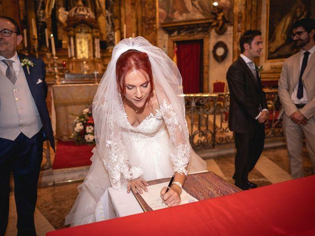 La boda de Patricia  y Fidel Luis  en Talamanca Del Jarama, Madrid 32
