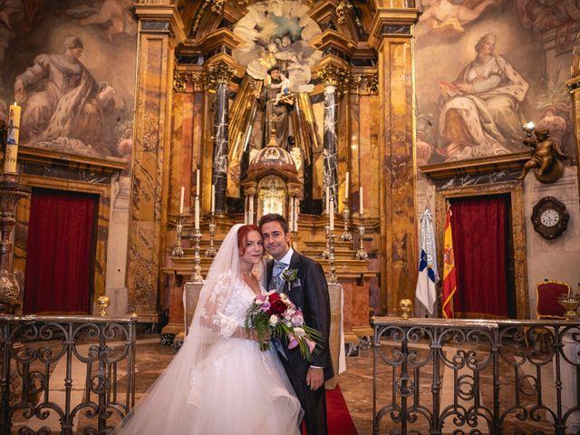 La boda de Patricia  y Fidel Luis  en Talamanca Del Jarama, Madrid 33
