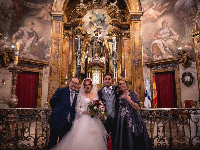 La boda de Patricia  y Fidel Luis  en Talamanca Del Jarama, Madrid 34