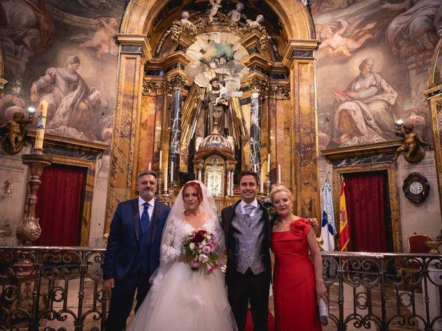 La boda de Patricia  y Fidel Luis  en Talamanca Del Jarama, Madrid 35