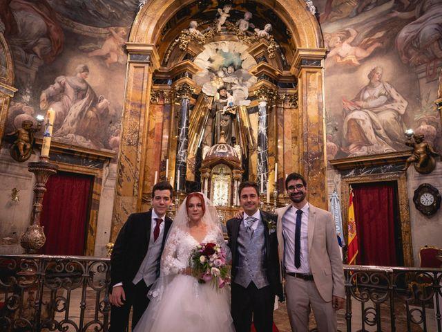 La boda de Patricia  y Fidel Luis  en Talamanca Del Jarama, Madrid 36