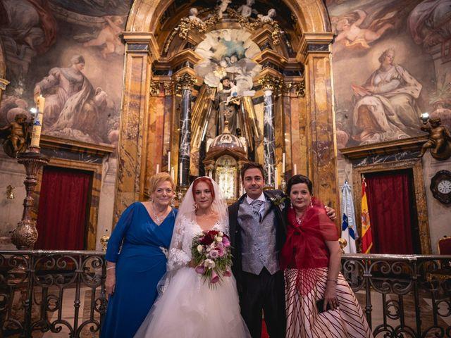 La boda de Patricia  y Fidel Luis  en Talamanca Del Jarama, Madrid 37