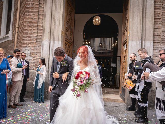 La boda de Patricia  y Fidel Luis  en Talamanca Del Jarama, Madrid 41