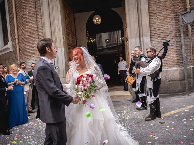 La boda de Patricia  y Fidel Luis  en Talamanca Del Jarama, Madrid 42