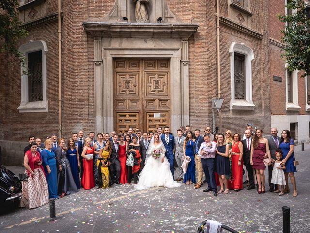 La boda de Patricia  y Fidel Luis  en Talamanca Del Jarama, Madrid 44