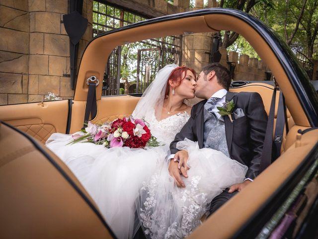 La boda de Patricia  y Fidel Luis  en Talamanca Del Jarama, Madrid 46