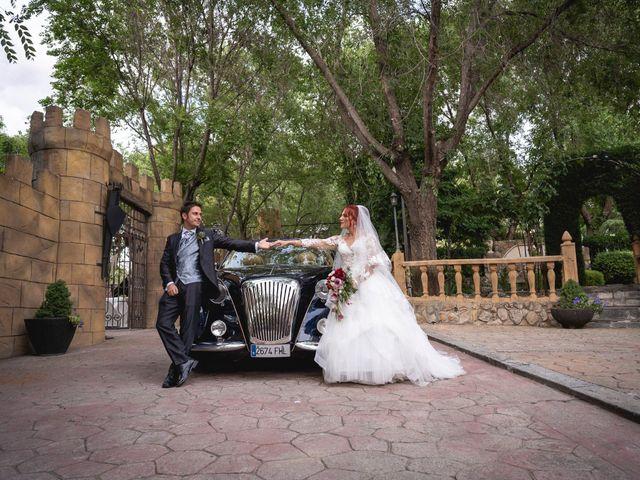 La boda de Patricia  y Fidel Luis  en Talamanca Del Jarama, Madrid 47