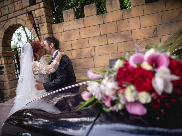 La boda de Patricia  y Fidel Luis  en Talamanca Del Jarama, Madrid 48