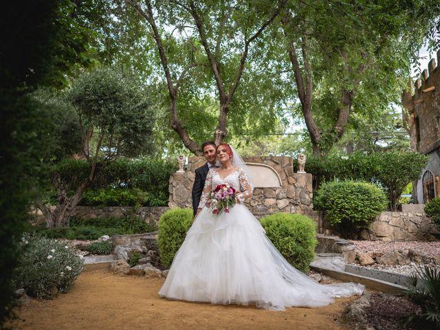 La boda de Patricia  y Fidel Luis  en Talamanca Del Jarama, Madrid 49
