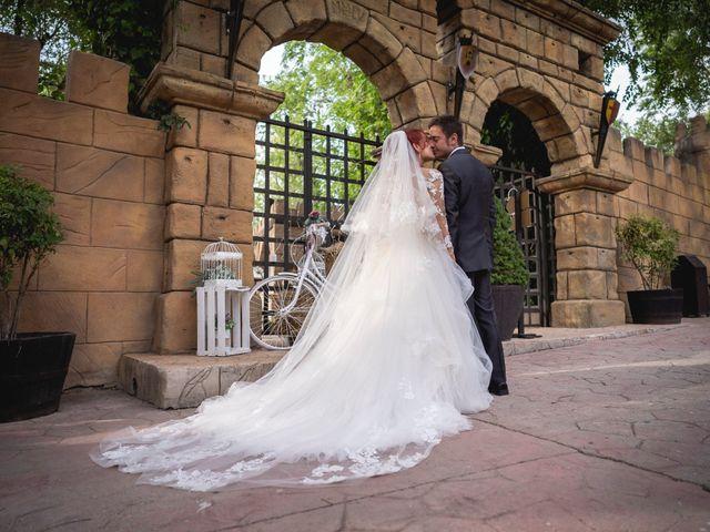 La boda de Patricia  y Fidel Luis  en Talamanca Del Jarama, Madrid 50