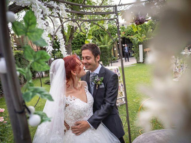 La boda de Patricia  y Fidel Luis  en Talamanca Del Jarama, Madrid 53