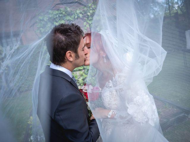 La boda de Patricia  y Fidel Luis  en Talamanca Del Jarama, Madrid 54