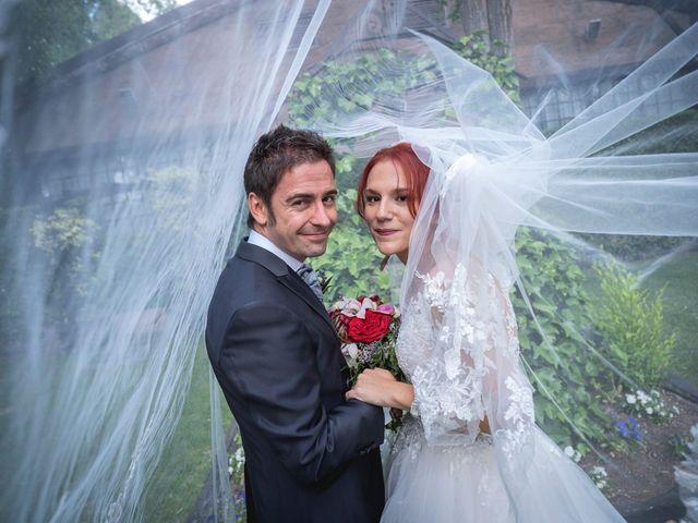 La boda de Patricia  y Fidel Luis  en Talamanca Del Jarama, Madrid 55