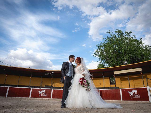 La boda de Patricia  y Fidel Luis  en Talamanca Del Jarama, Madrid 58