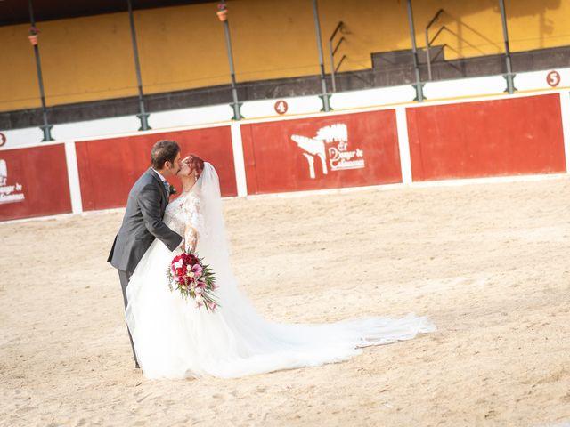 La boda de Patricia  y Fidel Luis  en Talamanca Del Jarama, Madrid 59