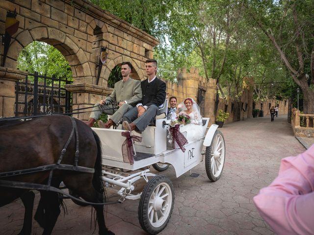 La boda de Patricia  y Fidel Luis  en Talamanca Del Jarama, Madrid 60