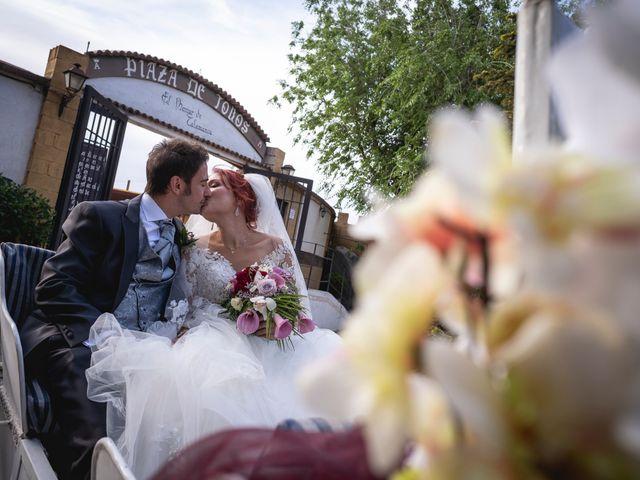 La boda de Patricia  y Fidel Luis  en Talamanca Del Jarama, Madrid 61