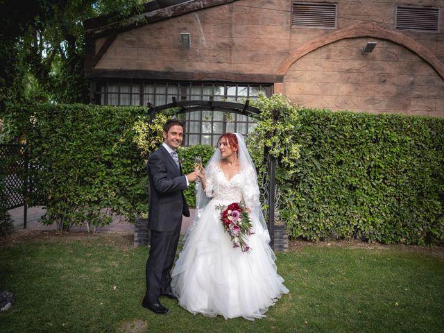 La boda de Patricia  y Fidel Luis  en Talamanca Del Jarama, Madrid 62