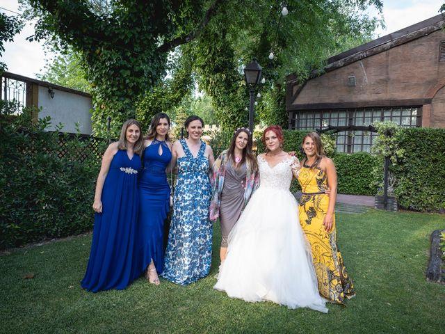 La boda de Patricia  y Fidel Luis  en Talamanca Del Jarama, Madrid 64