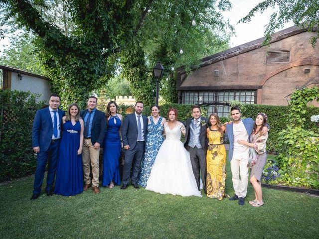 La boda de Patricia  y Fidel Luis  en Talamanca Del Jarama, Madrid 65