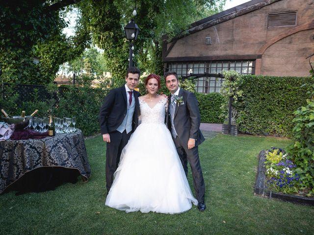 La boda de Patricia  y Fidel Luis  en Talamanca Del Jarama, Madrid 66
