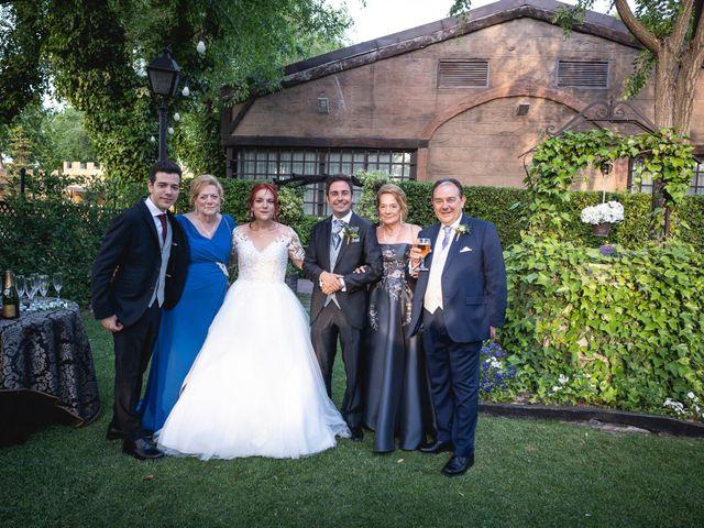 La boda de Patricia  y Fidel Luis  en Talamanca Del Jarama, Madrid 67