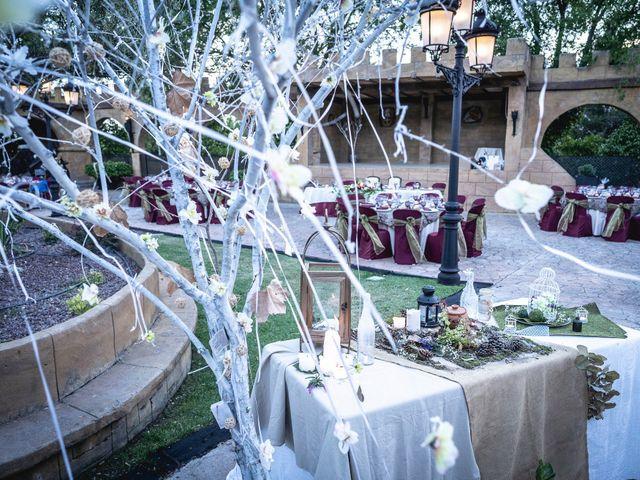 La boda de Patricia  y Fidel Luis  en Talamanca Del Jarama, Madrid 69