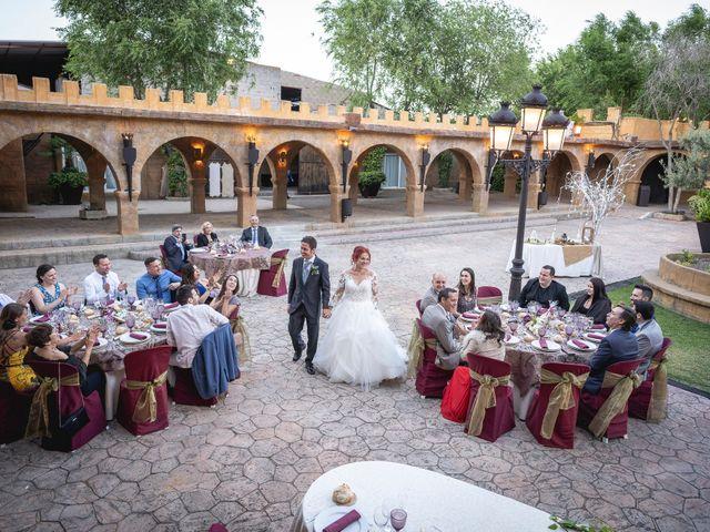 La boda de Patricia  y Fidel Luis  en Talamanca Del Jarama, Madrid 71