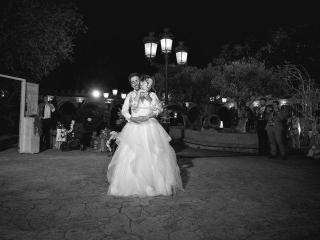 La boda de Patricia  y Fidel Luis  en Talamanca Del Jarama, Madrid 73