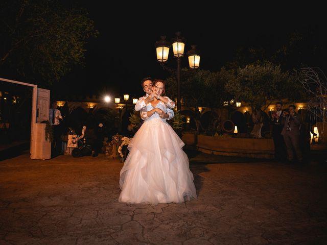 La boda de Patricia  y Fidel Luis  en Talamanca Del Jarama, Madrid 74
