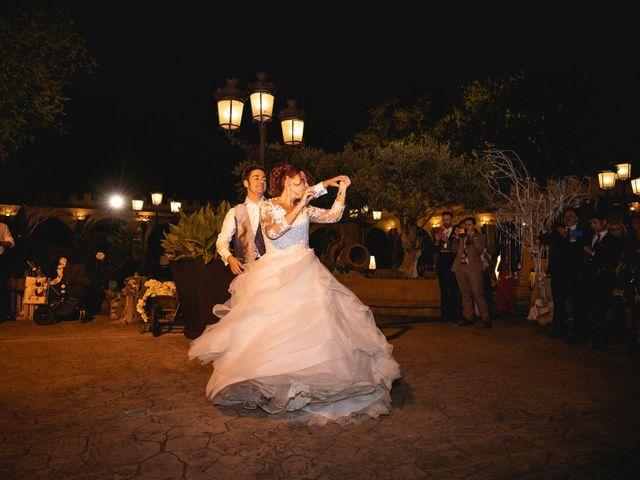 La boda de Patricia  y Fidel Luis  en Talamanca Del Jarama, Madrid 75