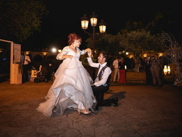 La boda de Patricia  y Fidel Luis  en Talamanca Del Jarama, Madrid 78