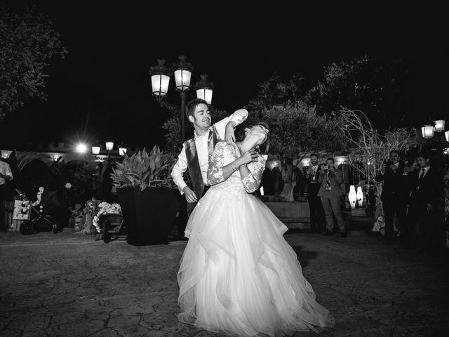 La boda de Patricia  y Fidel Luis  en Talamanca Del Jarama, Madrid 80