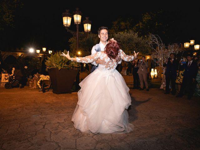 La boda de Patricia  y Fidel Luis  en Talamanca Del Jarama, Madrid 81
