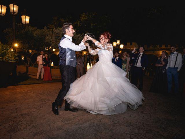 La boda de Patricia  y Fidel Luis  en Talamanca Del Jarama, Madrid 86