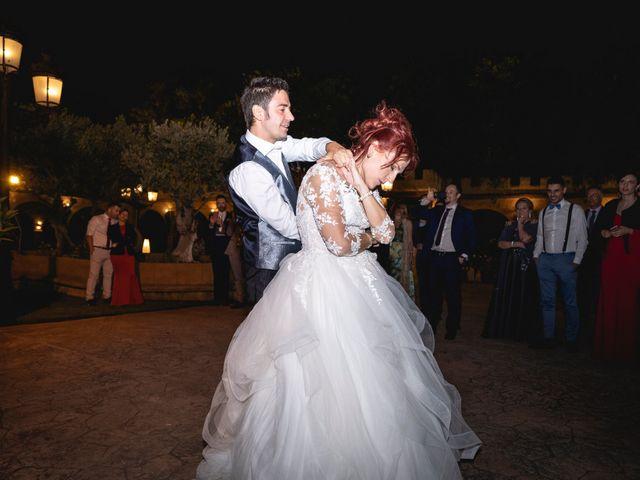 La boda de Patricia  y Fidel Luis  en Talamanca Del Jarama, Madrid 88