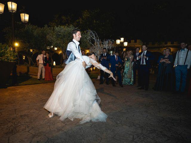 La boda de Patricia  y Fidel Luis  en Talamanca Del Jarama, Madrid 89