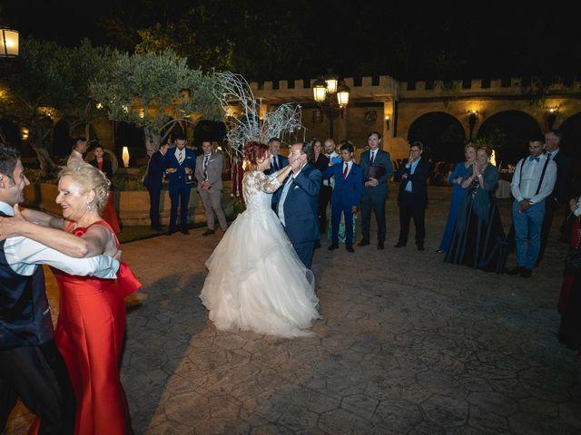 La boda de Patricia  y Fidel Luis  en Talamanca Del Jarama, Madrid 93