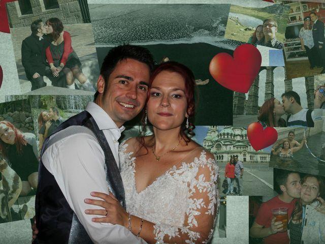 La boda de Patricia  y Fidel Luis  en Talamanca Del Jarama, Madrid 99
