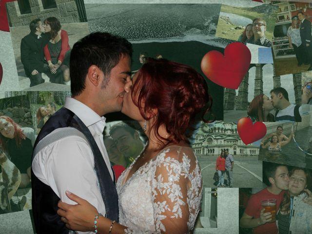La boda de Patricia  y Fidel Luis  en Talamanca Del Jarama, Madrid 100