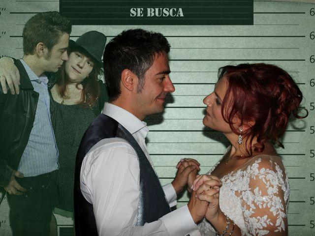 La boda de Patricia  y Fidel Luis  en Talamanca Del Jarama, Madrid 102
