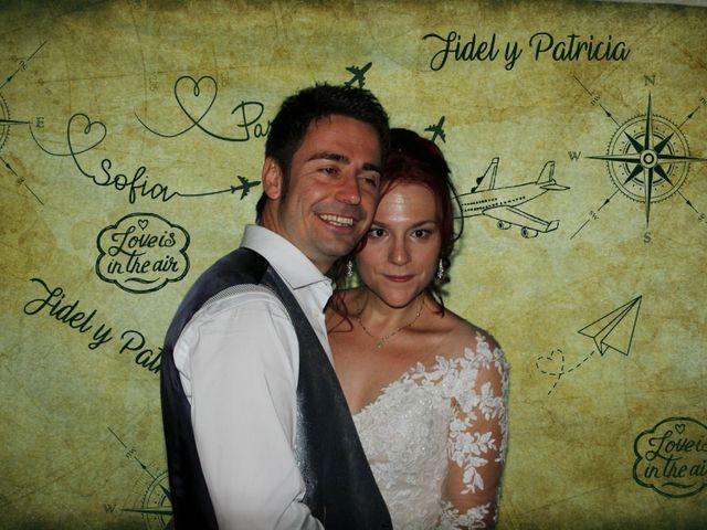 La boda de Patricia  y Fidel Luis  en Talamanca Del Jarama, Madrid 104