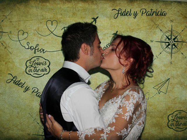 La boda de Patricia  y Fidel Luis  en Talamanca Del Jarama, Madrid 105