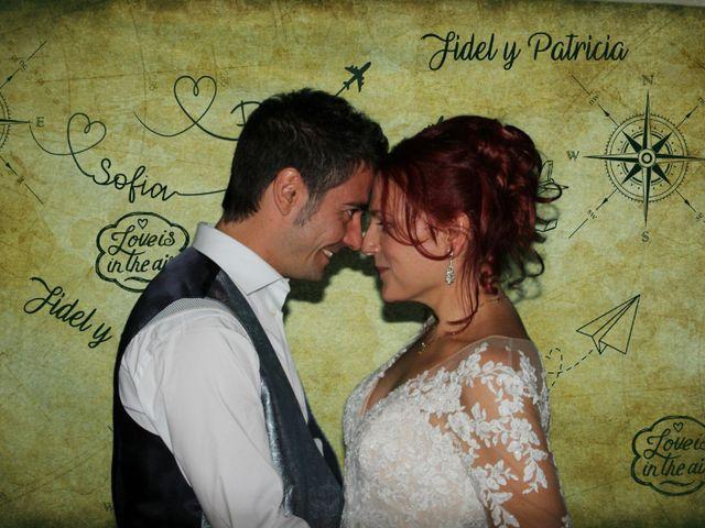 La boda de Patricia  y Fidel Luis  en Talamanca Del Jarama, Madrid 106