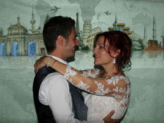 La boda de Patricia  y Fidel Luis  en Talamanca Del Jarama, Madrid 108