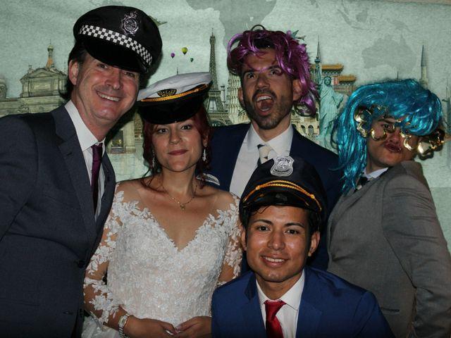 La boda de Patricia  y Fidel Luis  en Talamanca Del Jarama, Madrid 110