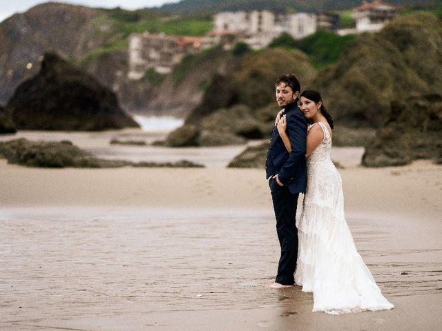 La boda de Leyre y Iosu