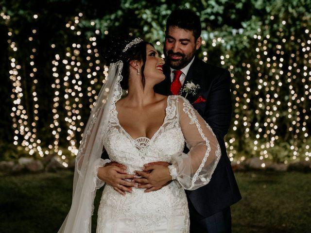 La boda de Rocío y Antonio